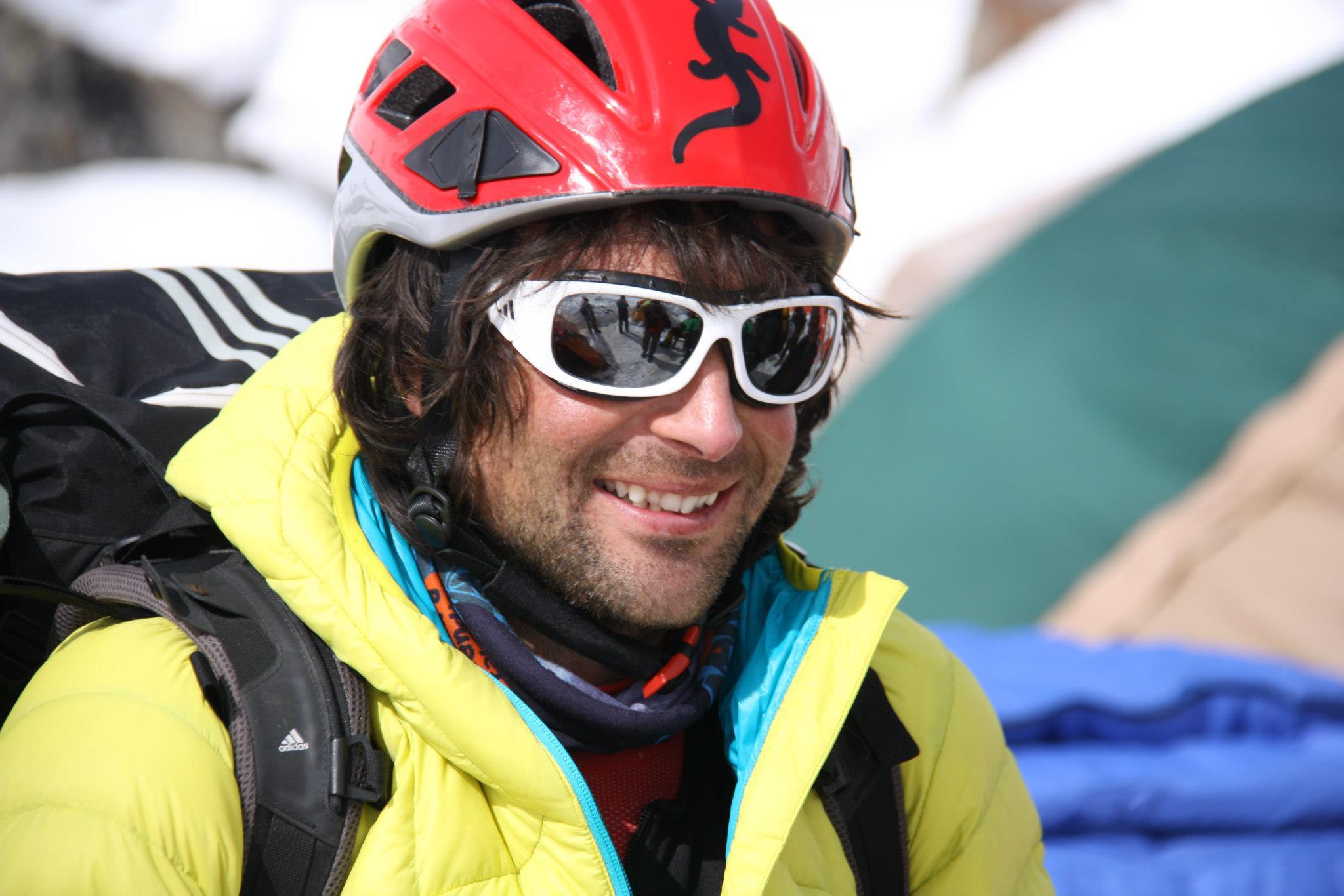 Alex Txikon. Laila Peak
