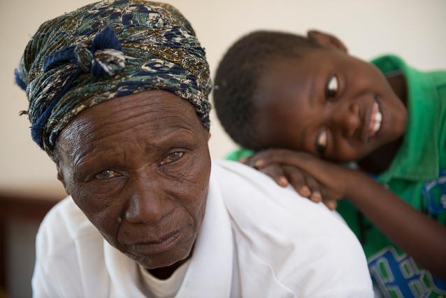 MSF. Sida en África