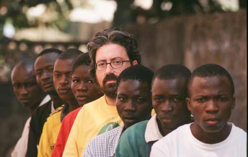 Freetown (Sierra Leona), enero de 2002 Foto: Gervasio Sánchez