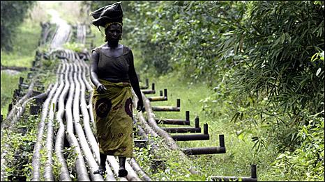 Piedra de Toque Nigeria