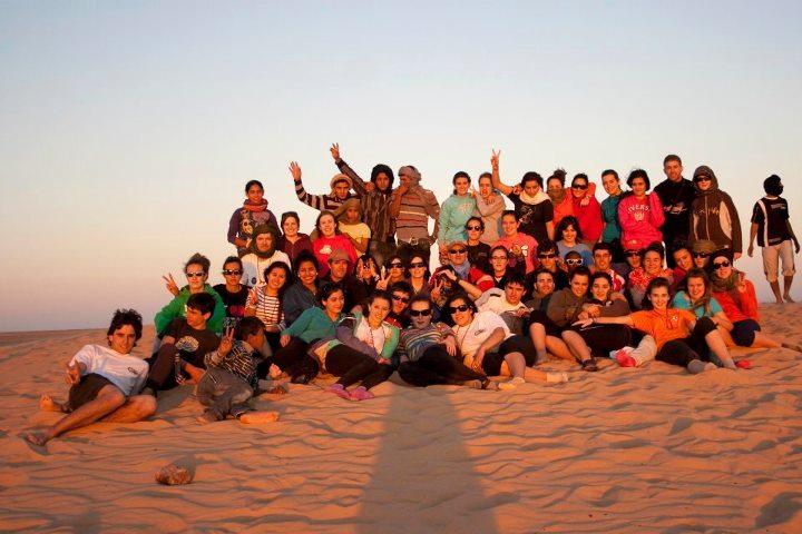 Darahil, campamentos saharaui, piedra de toque