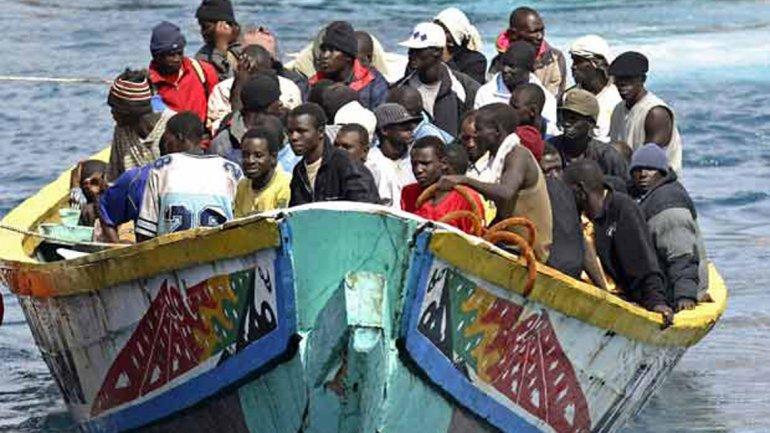 Mediterráneo, migraciones, África, Xavier Aldekoa, piedra de toque