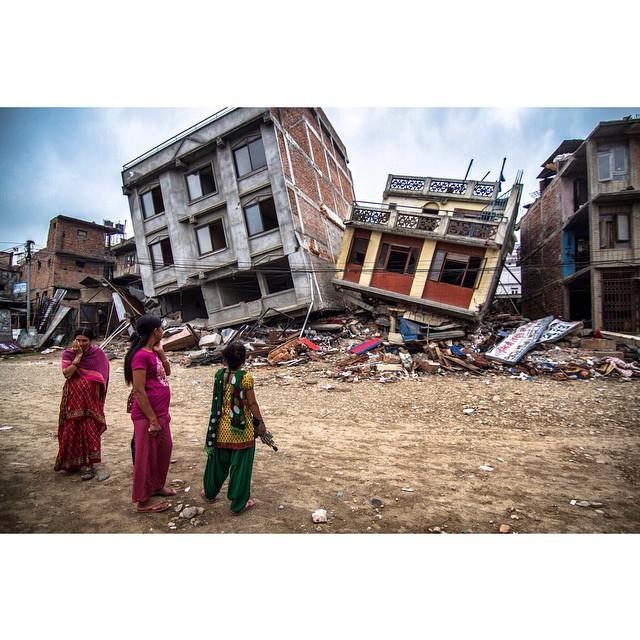 Nepal, Daniel Burgui, Acción contra el Hambre