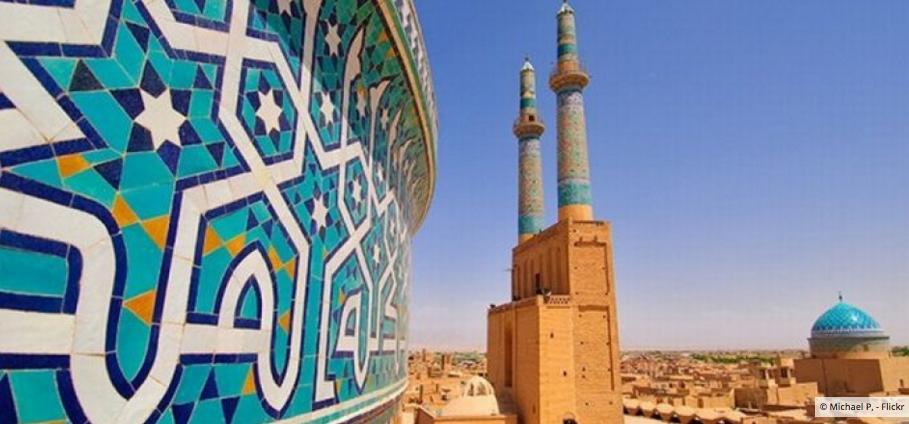 Irán, Piedra de Toque