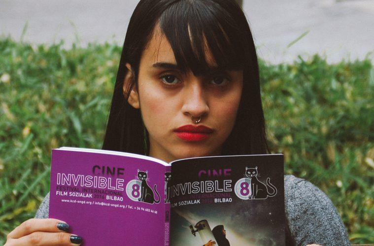 Valentina Vargas. Foto Iñaki Makazaga