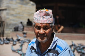 Katmandú, Nepal, Piedra de Toque