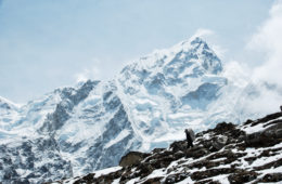 Everest, Piedra de Toque