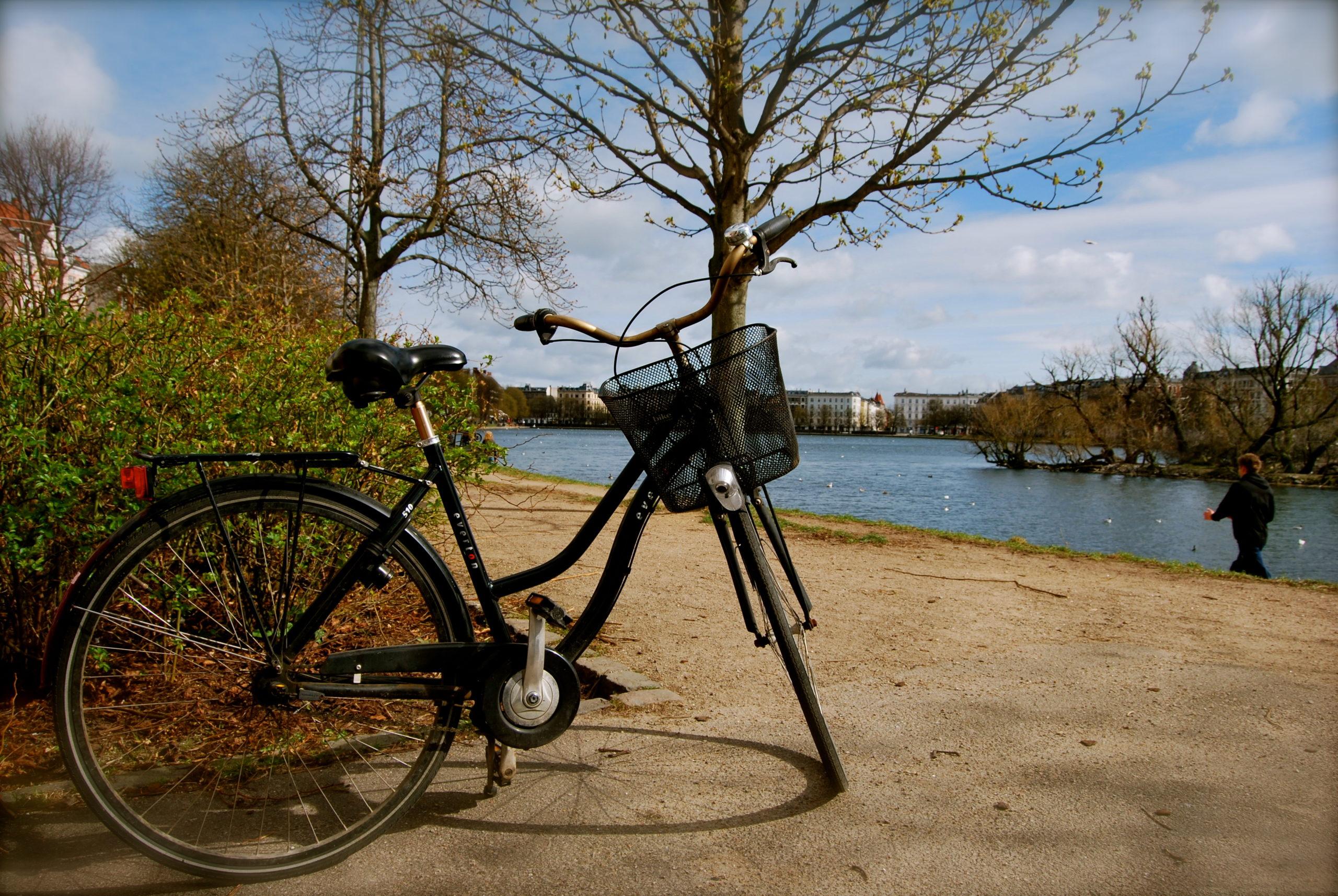 CPH en bici. Iñaki Makazaga